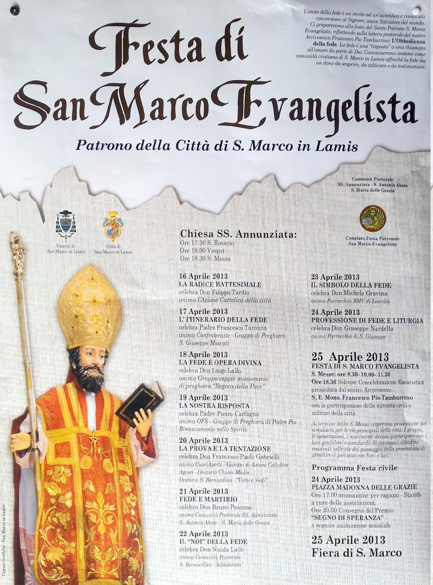 Ordine Francescano Secolare Di San Marco In Lamis Blog Archive